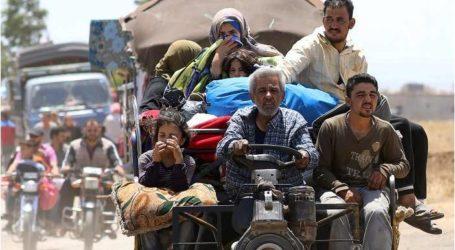الأمم المتحدة : جنوب سوريا يشهد أكبر نزوح منذ بداية الأزمة