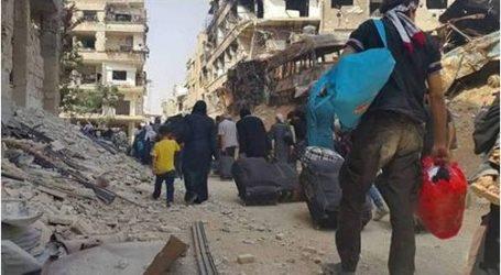 مفوضية اللاجئين تطالب بتوفير ممر آمن لنحو 140 ألف نازح في جنوب سوريا