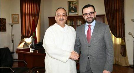 تعزيز التعاون الثقافي بين المغرب وفلسطين