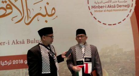 الإمام يخشى الله منصور  يدعو إلى توحيد المسلمين لتحرير الأقصى