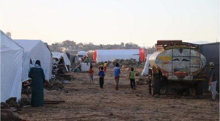 الأمم المتحدة: عودة أغلب النازحين السوريين على الحدود الأردنية لمنازلهم
