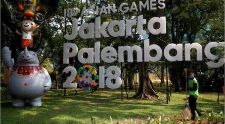 دورة الألعاب الآسيوية في إندونيسيا تجذب عدد قياسي من الرياضيين