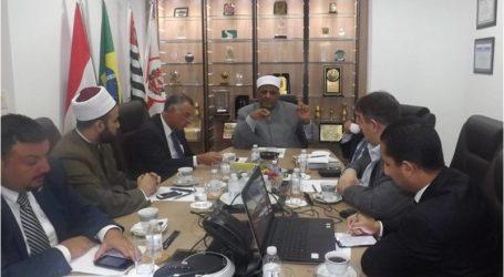 تعاون بين الأزهر واتحاد المؤسسات الإسلامية في البرازيل