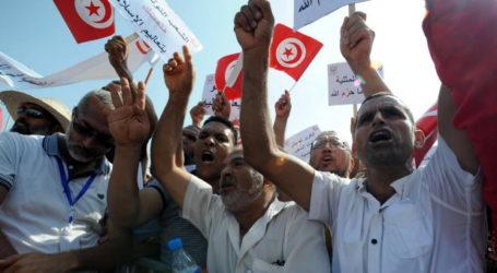 تونس : تظاهرات ضد إصلاحات اجتماعية اقترحتها لجنة رئاسية