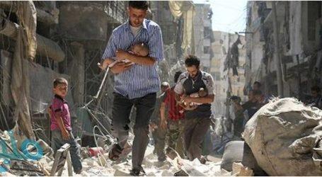 الأمم المتحدة تدين مقتل ما لا يقل عن 116 مدنيًا في محافظتي إدلب وحلب