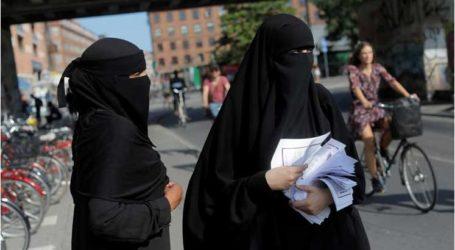 الدنمارك: تغريم اول مسلمة لبست النقاب بالاماكن العامة