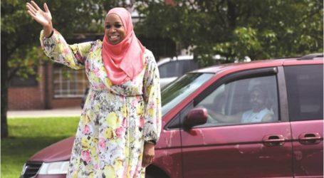 طاهرة امة الودود تنافس لتكون اول مسلمة تدخل الكونغرس