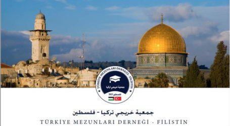 جمعية خريجي تركيا بفلسطين تندد بالعقوبات الأمريكة ضد تركيا