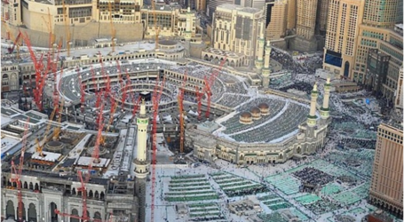 توسعة جديدة للمسجد الحرام لتصبح مساحته مليون ونصف متر مربع