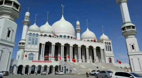 الصين تتراجع عن هدم واحد من اقدم المساجد