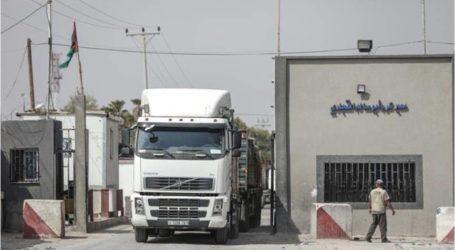 """إسرائيل تعتزم فتح معبر """"كرم أبو سالم"""" الأربعاء"""
