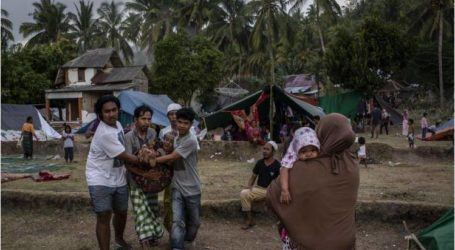 الزلزال يشرّد أكثر من 70 ألف شخص في إندونيسيا