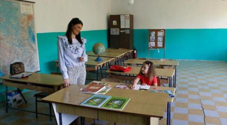 في مدرسة صربية.. الجرس يدق من أجل تلميذة واحدة