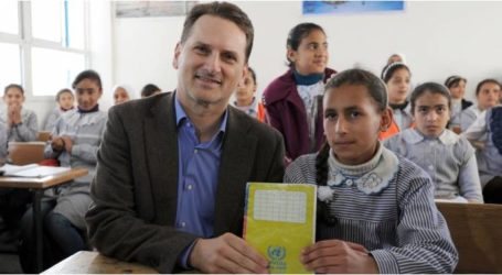 المدارس والمراكز الصحية الفلسطينية في خطر إذا لم تُسد الفجوة في التمويل
