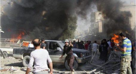 المعارضة السورية تردّ على غارات النظام بإدلب