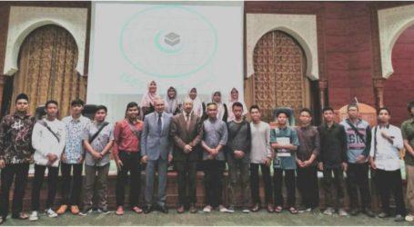وفد طلابي من أندونيسيا يزور مقر الإيسيسكو