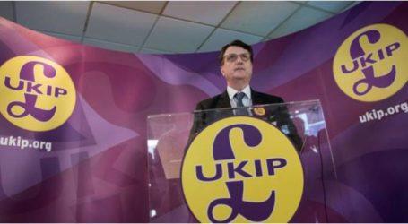 زعيم حزب بريطاني يسيء للنبي محمد في مسيرة مناهضة للمسلمين