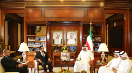 وزير الخارجية الكويتي يستقبل سفير جمهورية أندونيسيا