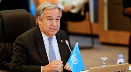 غوتيريش: الاقتصاد العالمي قد يخسر تريليوني دولار بحلول 2030 بسبب تغير المناخ
