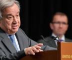 غوتيرس: رغم جهود الامم المتحدة إلا أن السلام في خطر
