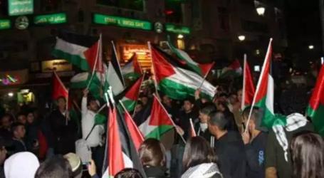 فلسطين:6  جرحى برصاص الاحتلال خلال تظاهرات ليلية شرقي قطاع غزة