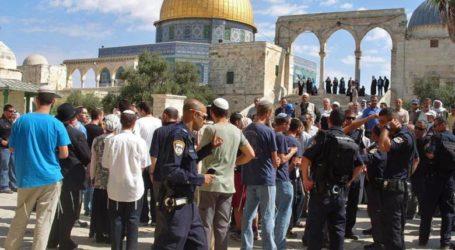 اقتحام أكثر من 500 مستوطن للمسجد الأقصى اليوم