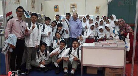 مصر تختتم مشاركتها فى معرض إندونيسيا الدولى للكتاب