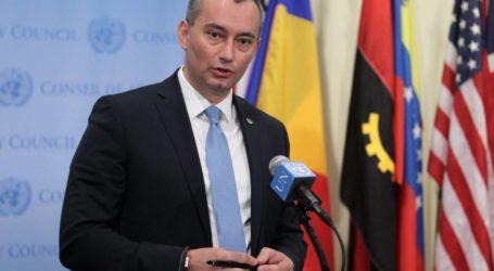 مبعوث الأمم المتحدة :ملادينوف يأمل أن تؤتي جهود التهدئة في قطاع غزة ثمارها خلال الـ 48 ساعة القادمة