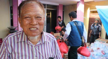 منكوبو زلزال أندونيسيا يوجهون شكرهم لتركيا