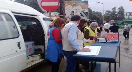 لبنان : وصول مئات المهجرين السوريين العائدين عبر معبر الدبوسية