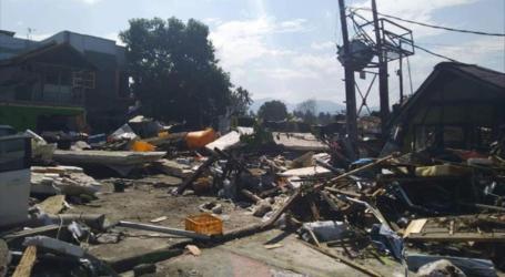 زلزال بقوة 5.3 درجات يضرب إقليم آتشيه في جزيرة سومطرة الإندونيسية