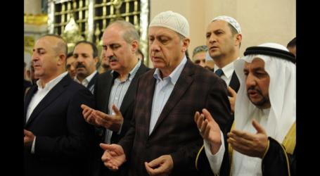 أردوغان يتصدر قائمة المسلمين الأكثر تأثيراً في العالم
