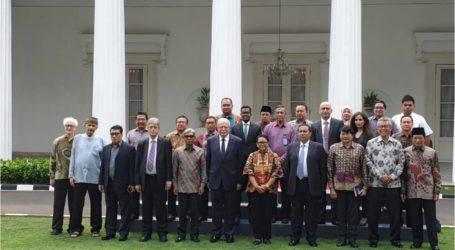 المالكي يواصل جولته في اندونيسيا بعقد عدة فعاليات رسمية وشعبية