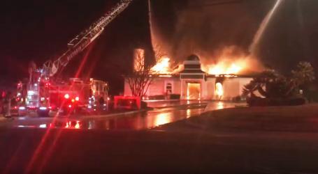 السجن 24 عاما لأمريكي حرق مسجدا في تكساس