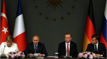 قضية خاشقجي.. ماكرون وميركل يتفقان على تبنى موقف منسق أوروبيا
