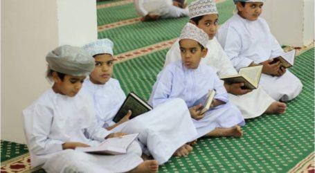 أوقاف عمان تنظم حفلا بتخريج المراكز الصيفية لحفظ القرآن