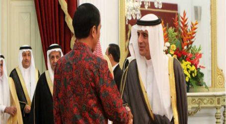 جوكووي يقدم ثلاثة توجيهات للمحادثات الثنائية بين إندونيسيا والسعودية