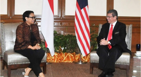تحقيق النجاح  بين إندونيسيا  وماليزيا في حل النزاع الإقليمي البحري