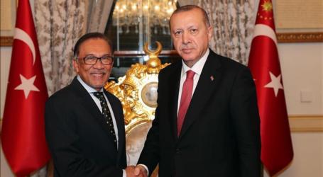 أنور إبراهيم: تركيا صوت الضمير للعالم الإسلامي