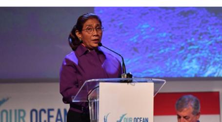 وزيرة الشؤون البحرية  : يجب حماية المحيط والحفاظ عليه من أجل جيل المستقبل