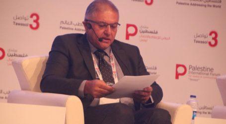 """مؤرخ فلسطيني يدوّل قضيّة قانون القوميّة في مؤتمر """"فلسطين تخاطب العالم"""" باسطنبول"""