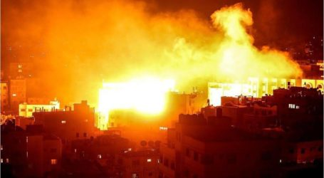فلسطين:10 شهداء في غارات إسرائيلية على غزة.. وتحذيرات من حرب شاملة