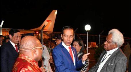 زيارة الرئيس جوكووي لبابووا للتحقق من مشروع تطوير الطرق