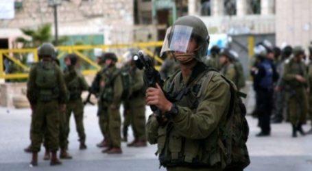 إصابة 15 مواطناً برصاص الاحتلال إحداها خطيرة جنوب نابلس