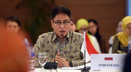 الوزارة تأمل أن تصبح إندونيسيا محور الشبكات التجارة في الآسيان