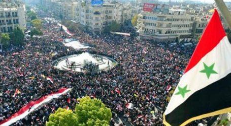 واخيرا بعد 8 سنوات.. أرغموا على احترام ارادة الشعب السوري