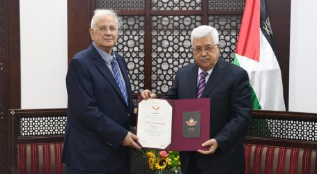 عباس وخطوة حل المجلس التشريعي