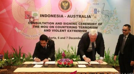 إندونيسيا وأستراليا توسعان اتفاقية التعاون في مجال مكافحة الإرهاب