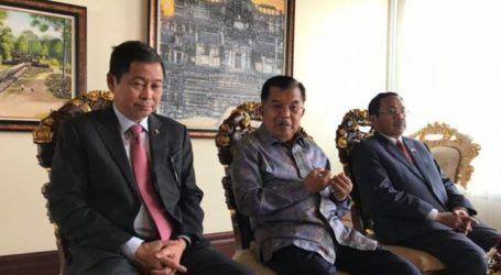 اندونيسيا تعتزم تصدير الغاز الطبيعي المسال الى كمبوديا