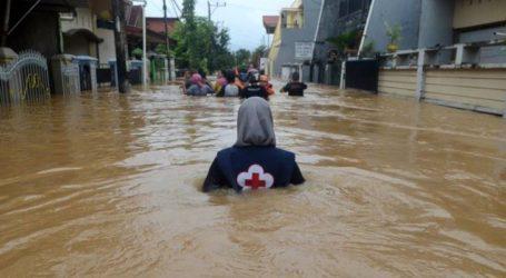 ارتفاع عدد ضحايا الفيضانات في سولاويسي إلى 11